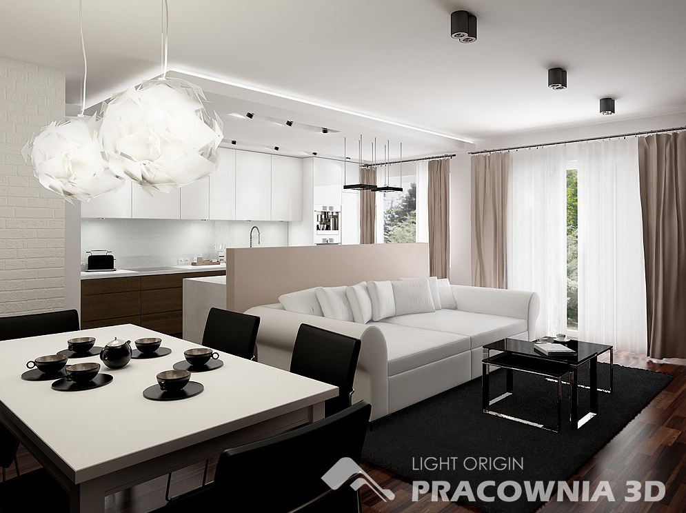 living room designs for apartments photo - 5