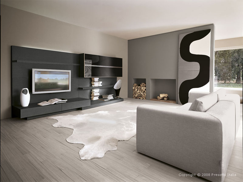 living room designs modern photo - 3