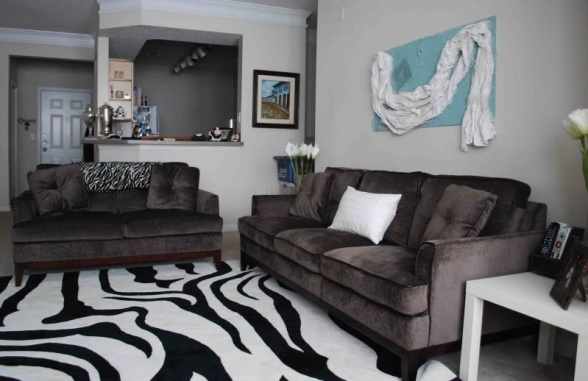 Collect this idea zebra interior desing