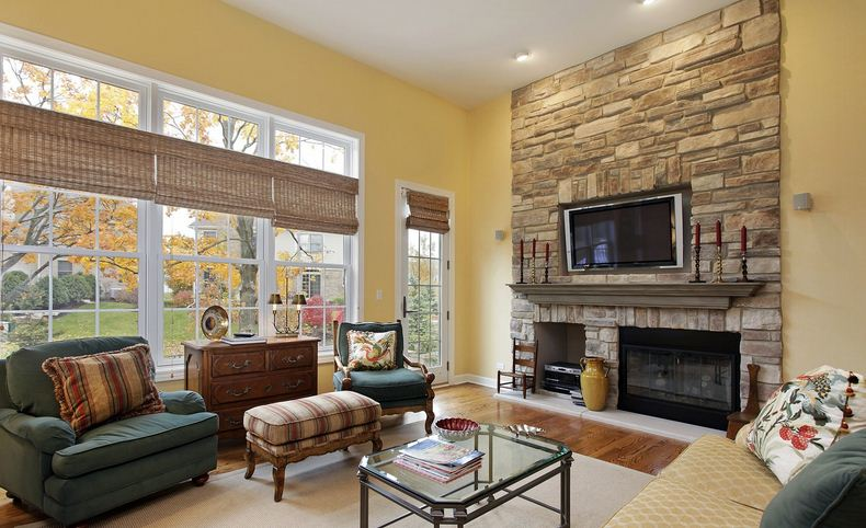 Living Room Furniture Ideas With FireplaceSimple Living Room Furniture Ideas With Fireplace Alluring Tv  . Furniture Layout Living Room Fireplace Tv. Home Design Ideas