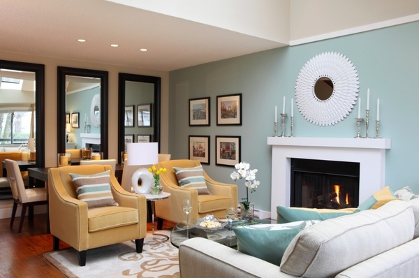 living room furniture ideas for small spaces photo - 4