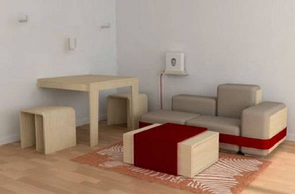 living room furniture ideas for small spaces photo - 6
