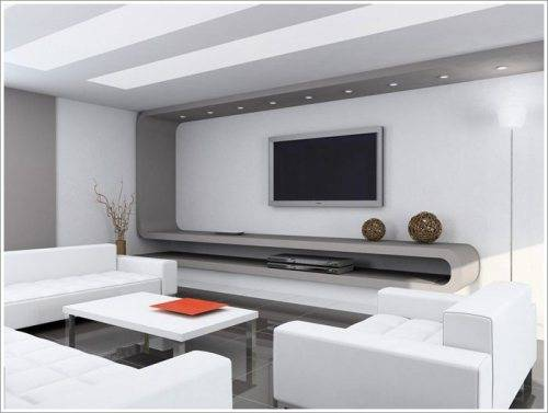 wall unit designs for living room. TOP 21 Living room lcd tv wall unit design ideas  Interior