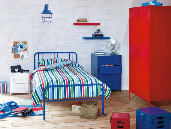 Locker style bedroom furniture for kids | Interior & Exterior Doors