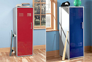 locker style bedroom furniture for kids photo - 6