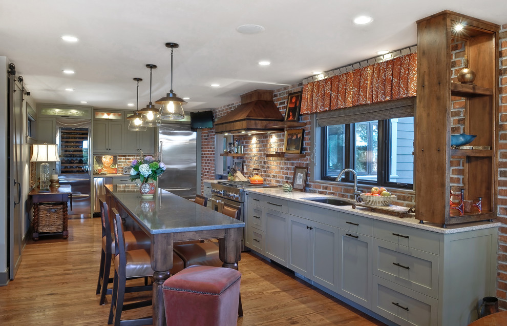 low country kitchen designs photo - 4