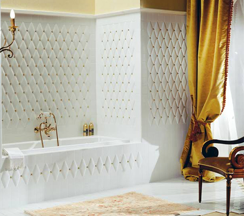 luxury bathroom tiles designs photo - 2