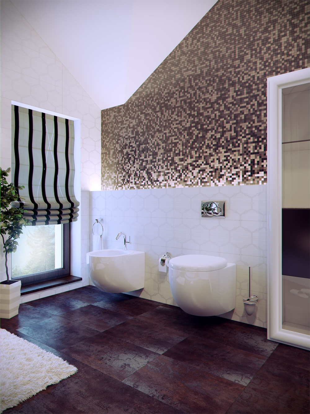 luxury bathroom tiles designs photo - 6