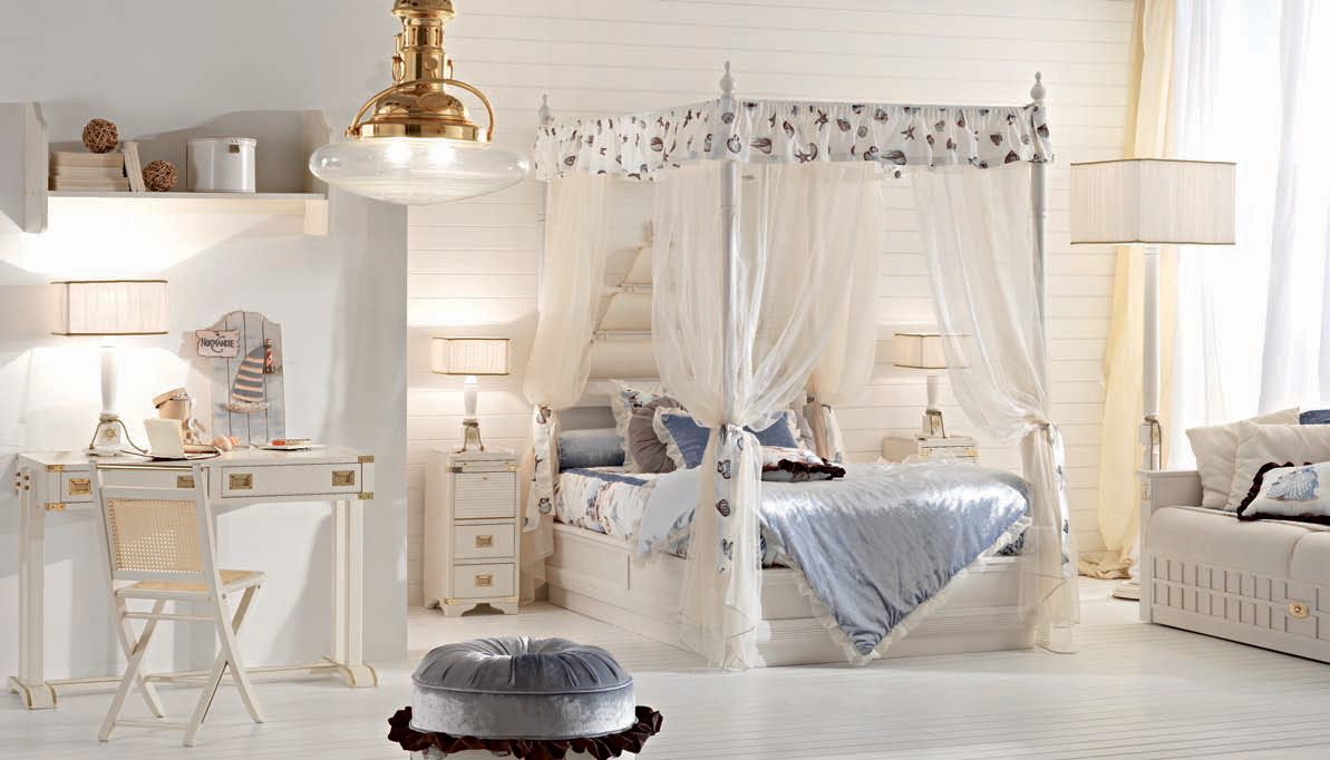 luxury bedroom furniture for kids photo - 1