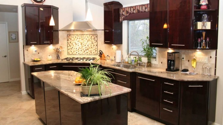 make black kitchen cabinets work photo - 4