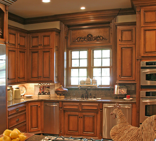 make black kitchen cabinets work photo - 5