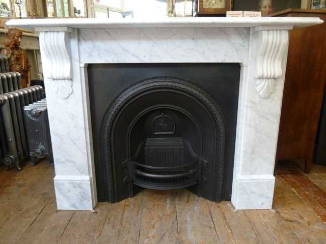 marble fire surrounds photo - 2