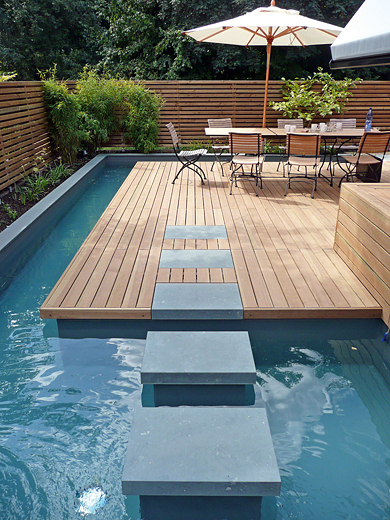 mini swimming pool designs photo - 4