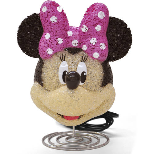 minnie mouse bedroom lamp photo - 6