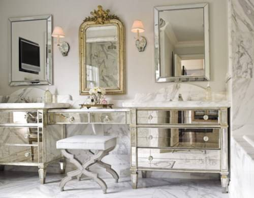 mirrored bedroom furniture ideas photo - 4