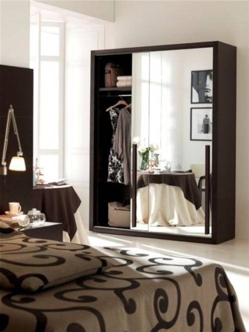 mirrored bedroom furniture ideas photo - 6