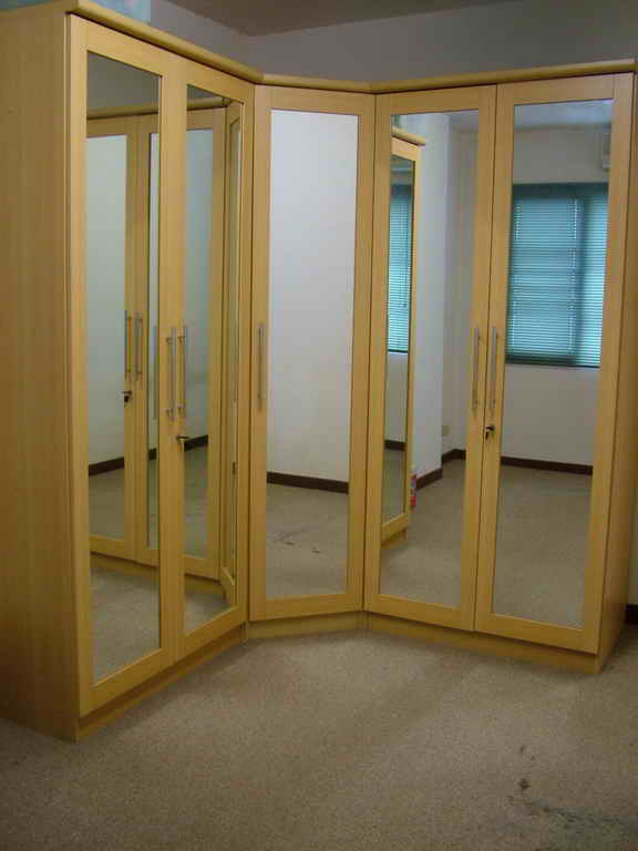 mirrored closet doors french photo - 5