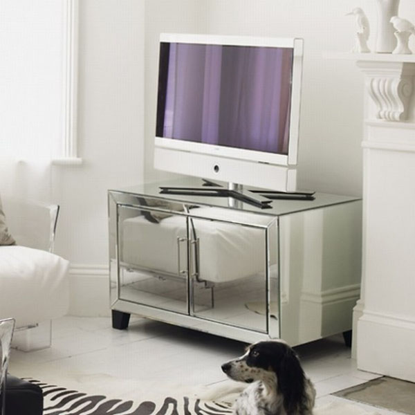 mirrored furniture bedroom photo - 5