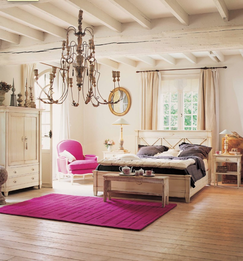 mixing bedroom furniture ideas photo - 1