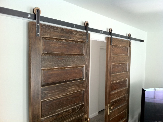 modern barn door designs photo - 6