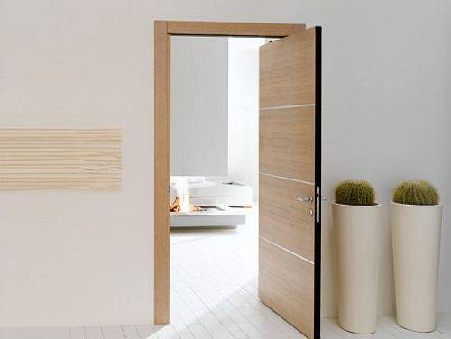 modern bedroom door designs photo - 5