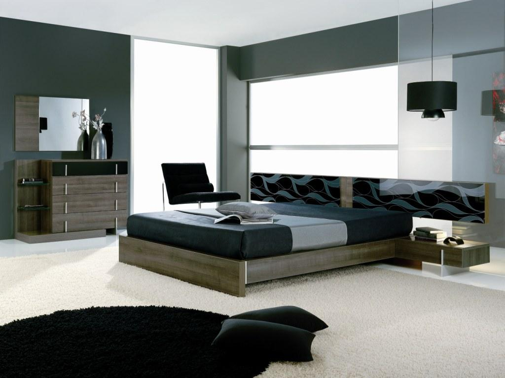 modern bedroom furniture design ideas photo - 2