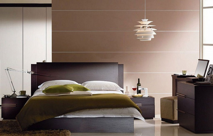 Modern Bedroom Lighting Photo   2