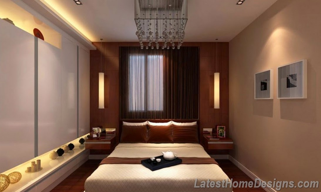 modern bedroom wall lamps photo - 4