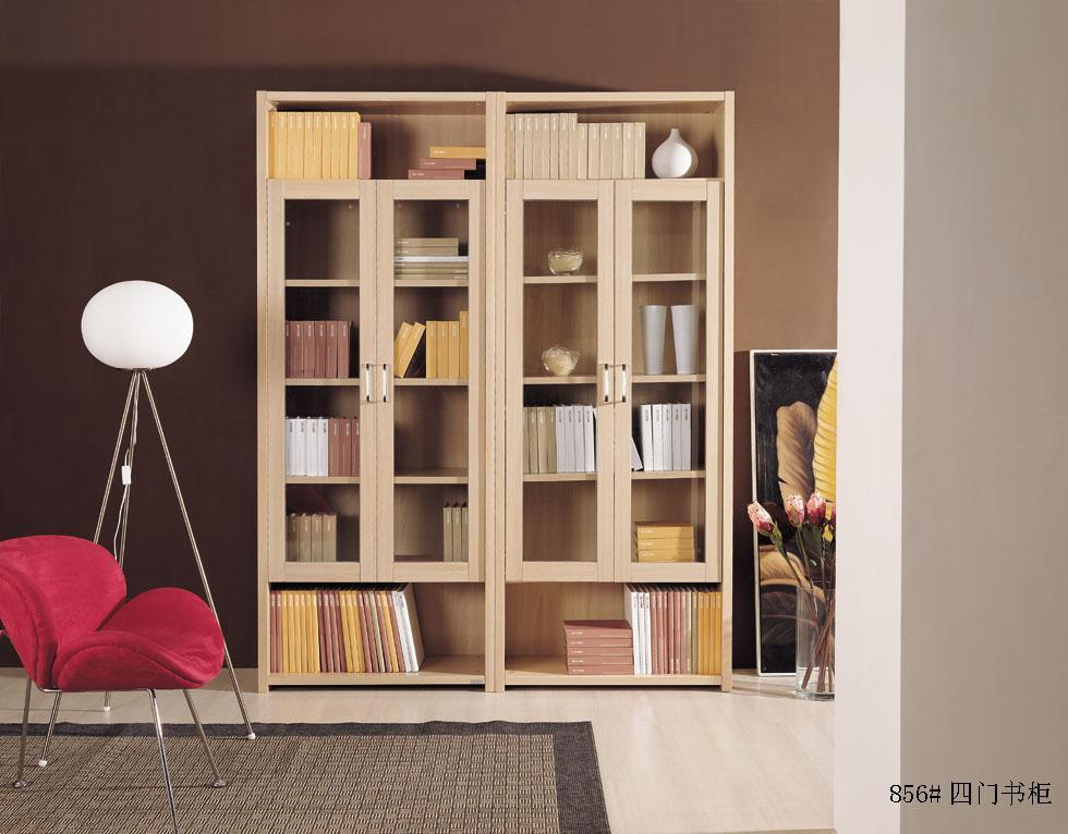 Attractive Modern Book Cabinets Photo   6