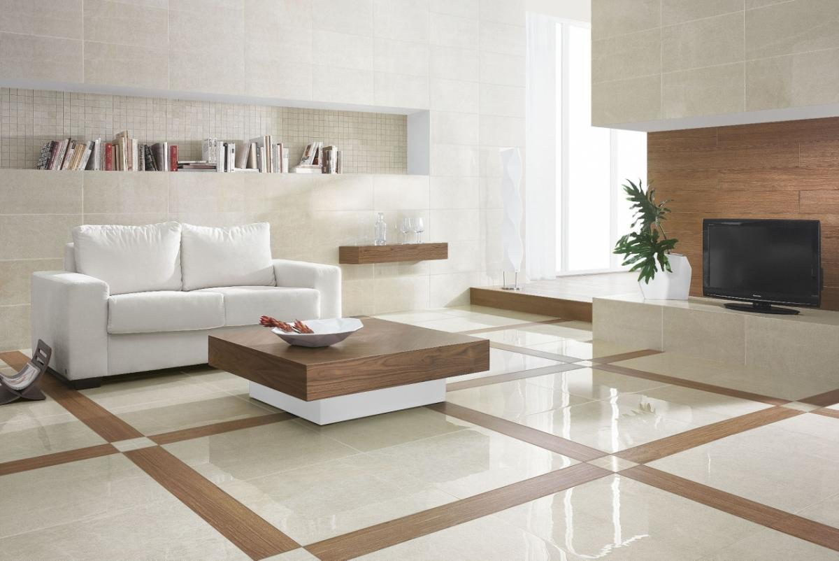 modern ceramic floor tile photo - 3