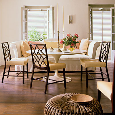 modern classic dining room chairs photo - 1