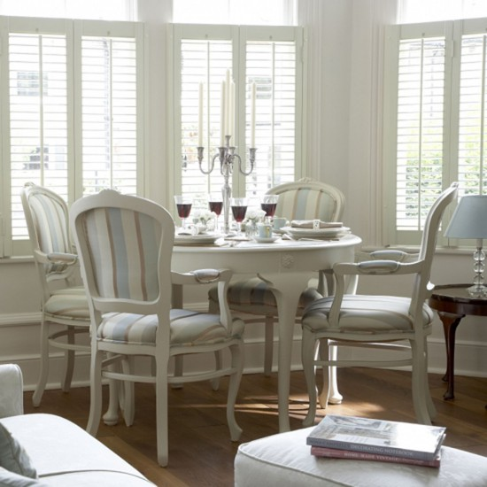 modern classic dining room furniture photo - 1
