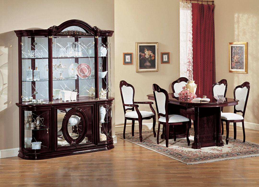 Modern Classic Dining Room Sets Photo