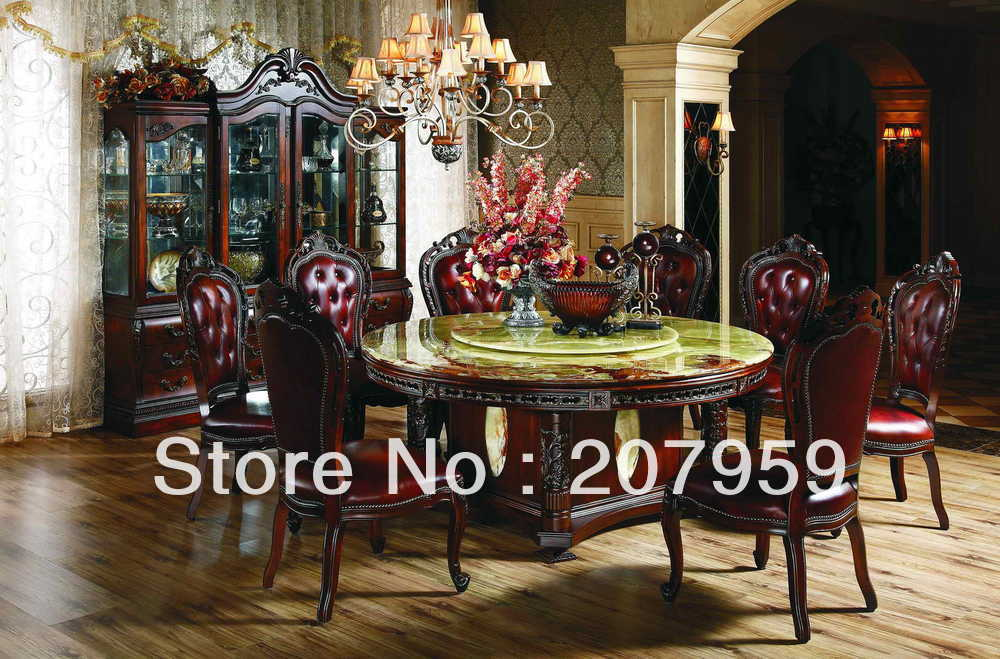 modern classic dining room sets photo - 5