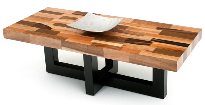 modern coffee table designs wood photo - 3