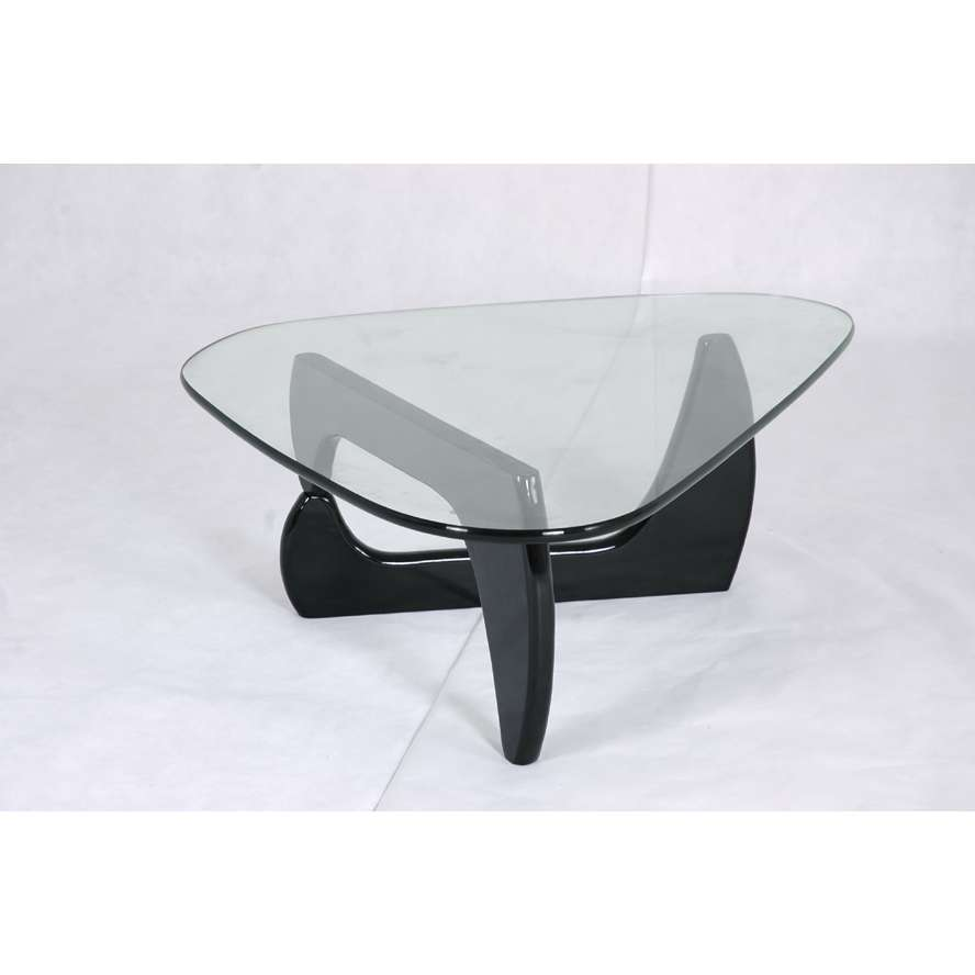 modern coffee tables glass top photo - 4