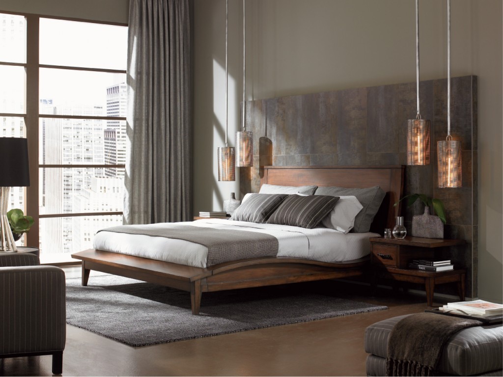 modern contemporary bedroom furniture sets photo - 5