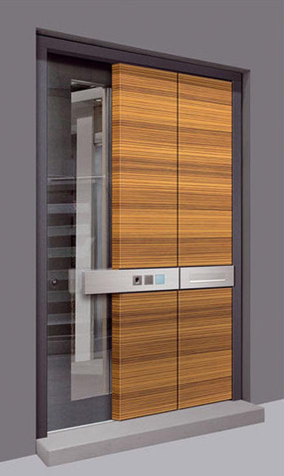 modern contemporary door designs photo - 4