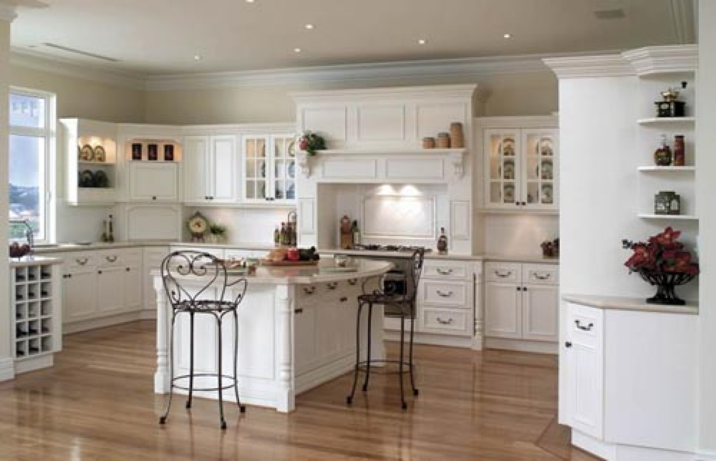 Modern Country Kitchen modern country kitchen cabinets | interior & exterior doors