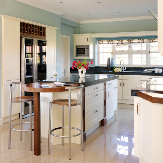 modern country kitchens images photo - 1