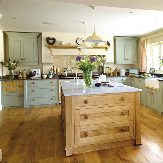 modern country kitchens images photo - 4