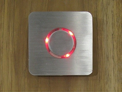 modern design door bell photo - 5