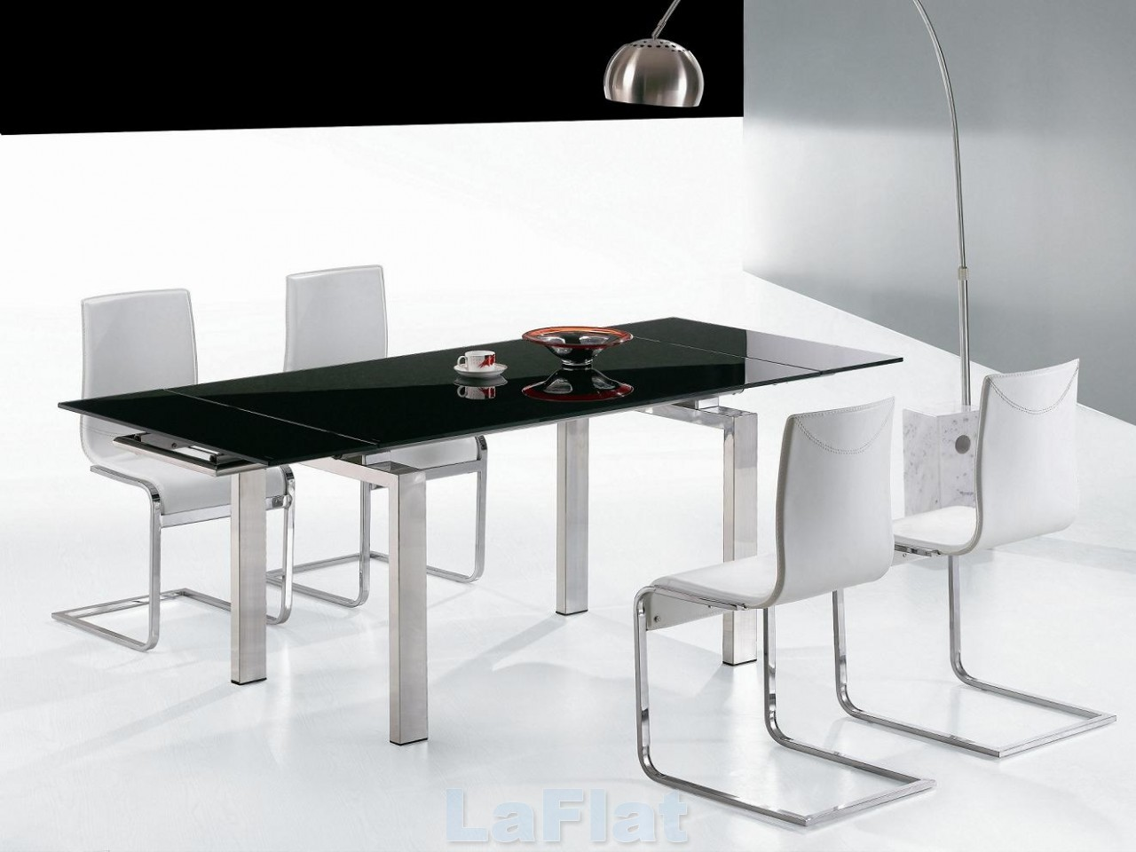 modern dining tables and chairs photo - 6