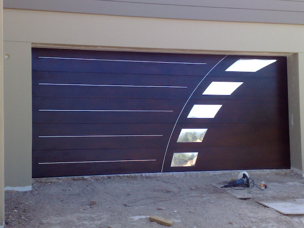 modern garage door designs photo - 3