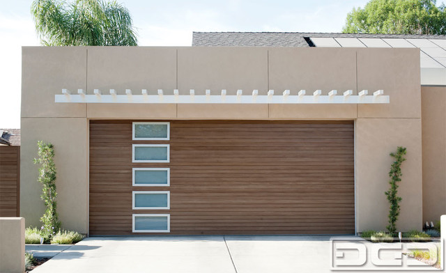modern garage door designs photo - 5