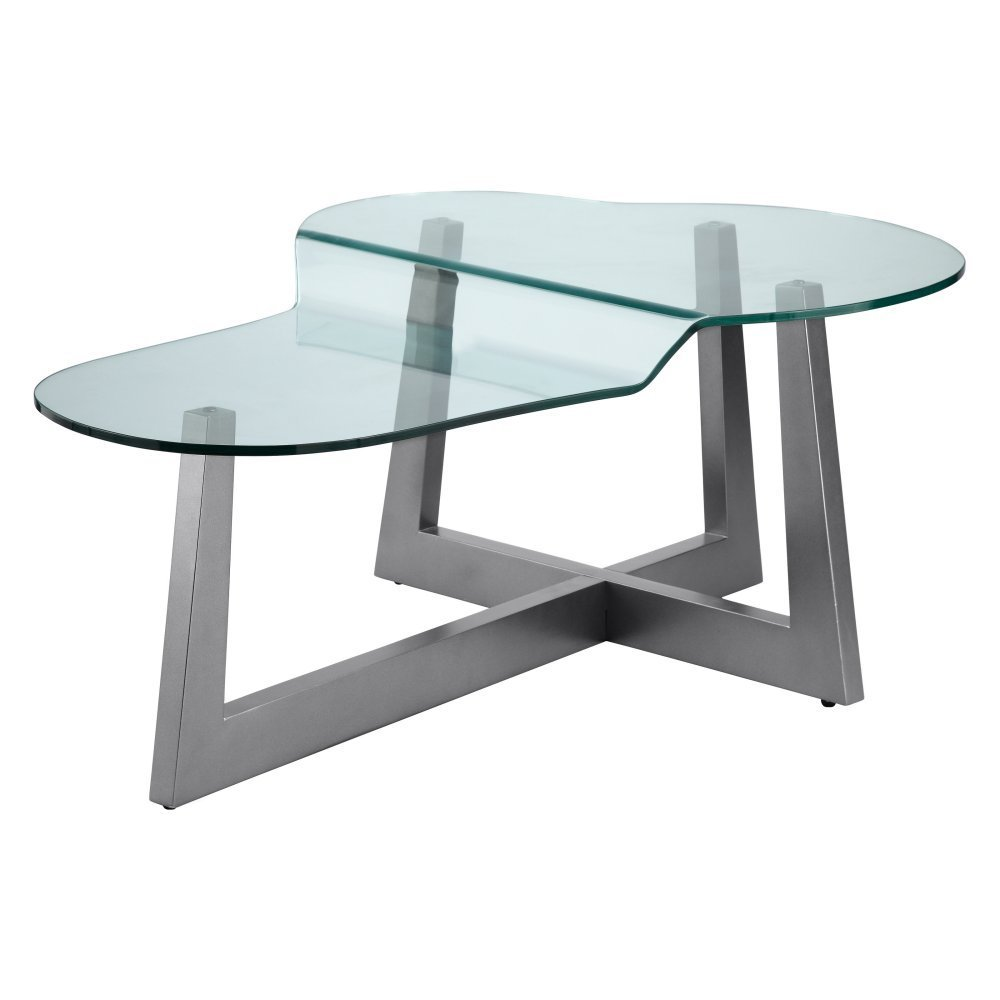 modern glass coffee table designs photo - 1