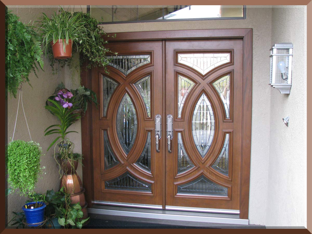 modern glass door designs interior exterior doors