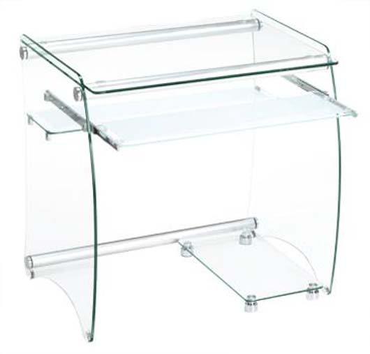 modern glass furniture design photo - 1