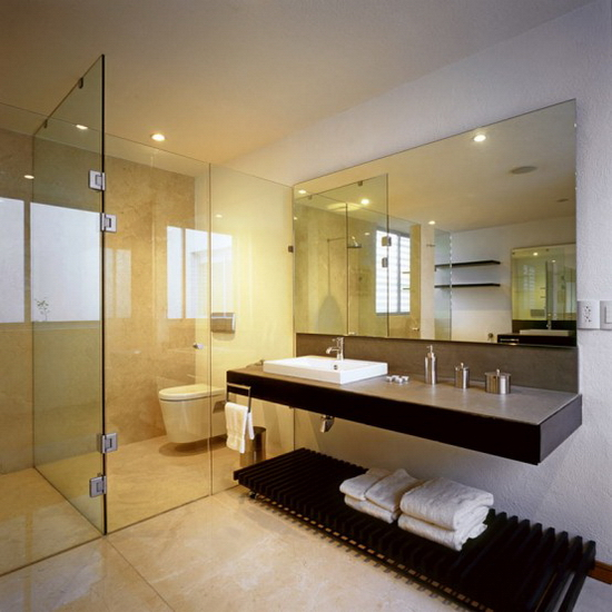 Modern home bathroom design | Interior & Exterior Doors