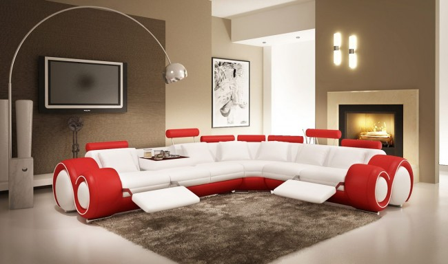 modern leather sectional sofas sale photo - 2 : leather sectional couches for sale - Sectionals, Sofas & Couches